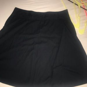 Lands end full skirt